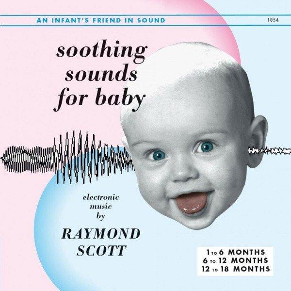 SCOTT, RAYMOND Soothing Sounds 3lp 3LP