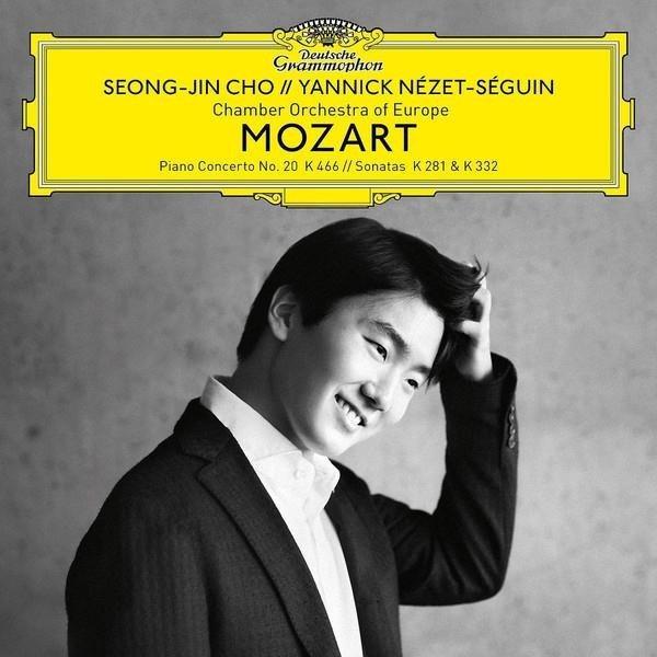 SEONG-JIN CHO Mozart Piano Concerto No. 20 & Sonatas 2LP