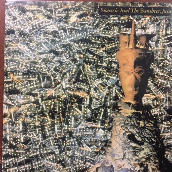 SIOUXSIE & THE BANSHEES Ju Ju LP