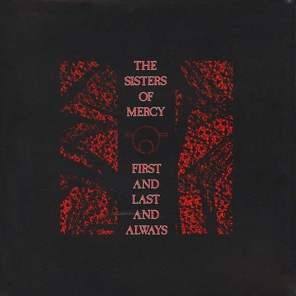 SISTERS OF MERCY First And Last And Always LP