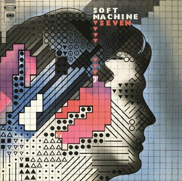 SOFT MACHINE Seven LP Transparent