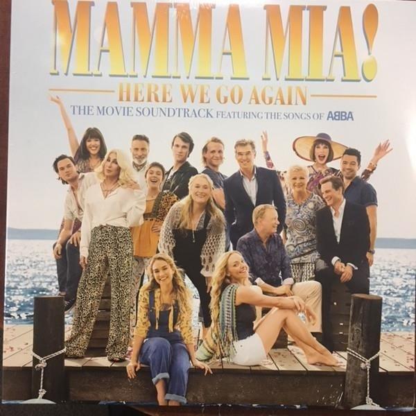 SOUNDTRACK Mamma Mia! Here We Go Again  2LP