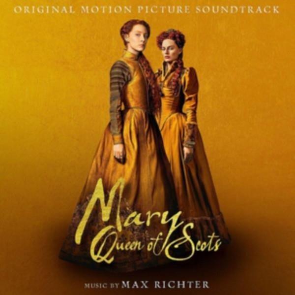 SOUNDTRACK Max Richter: Mary Queen Of Scots - Maria Królowa Szkotów 2LP