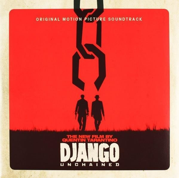 SOUNDTRACK Quentin Tarantino's Unchained  2LP