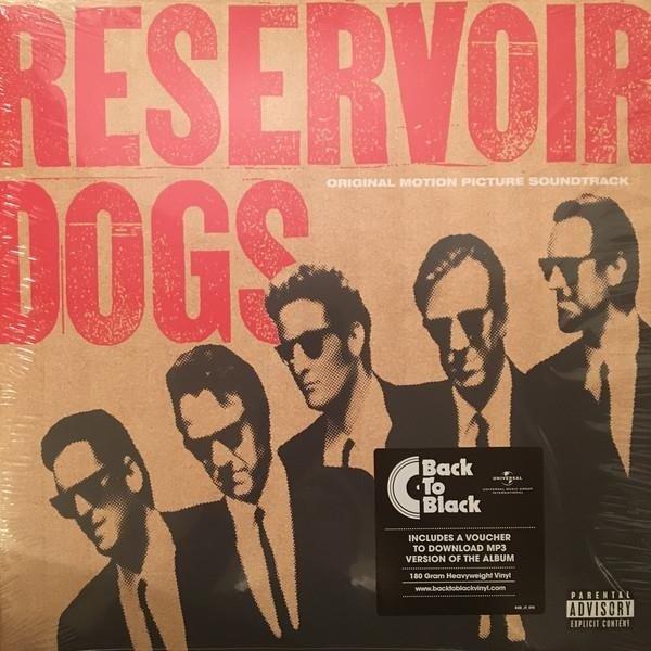 SOUNDTRACK Reservoir Dogs LP