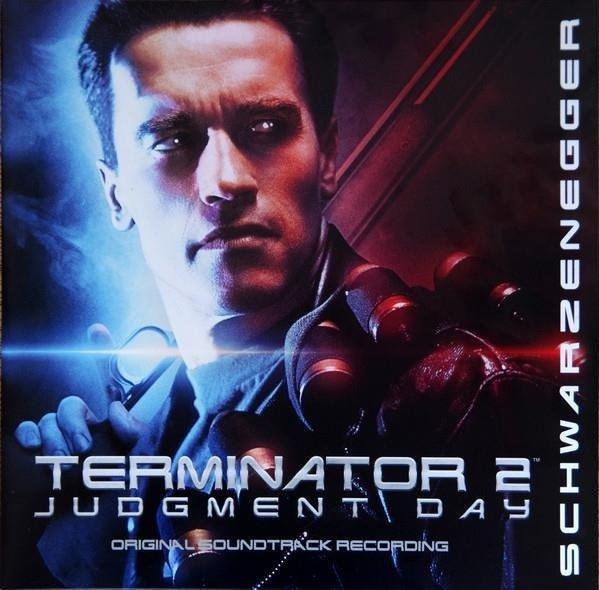 SOUNDTRACK Terminator 2: Judgment Day  2LP