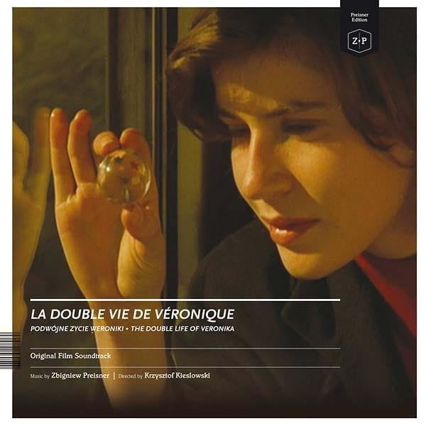 SOUNDTRACK The Double Life Of Veronica (IMPORT) LP+CD