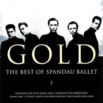SPANDAU BALLET Gold 2LP