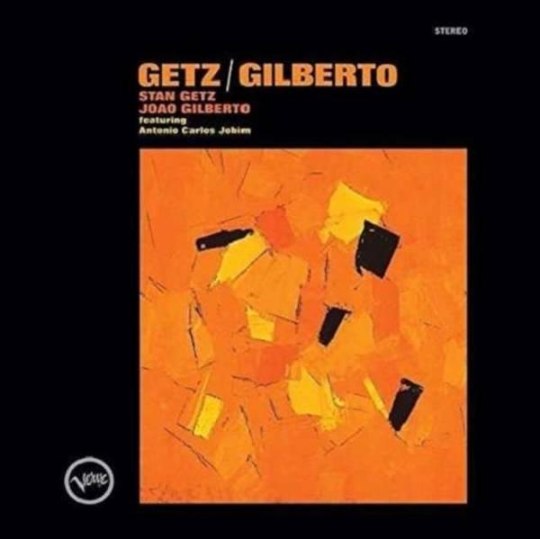 STAN GETZ/GILBERTO JOAO Getz/Gilberto LP