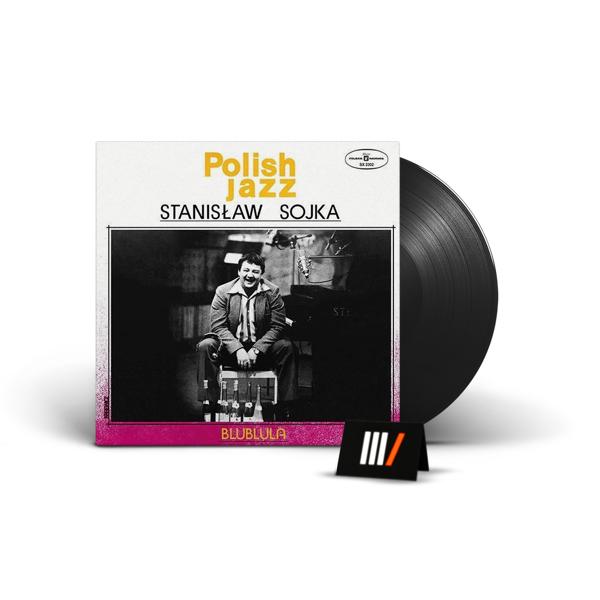 STANISLAW SOYKA Blublula LP POLISH JAZZ