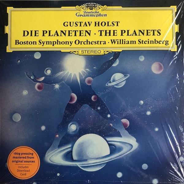 STEINBERG, WILLIAM Holst The Planets LP