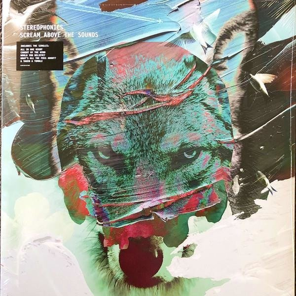 STEREOPHONICS Scream Above The Sounds LP