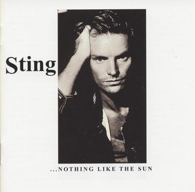 STING ...NOTHING Like The Sun  2LP