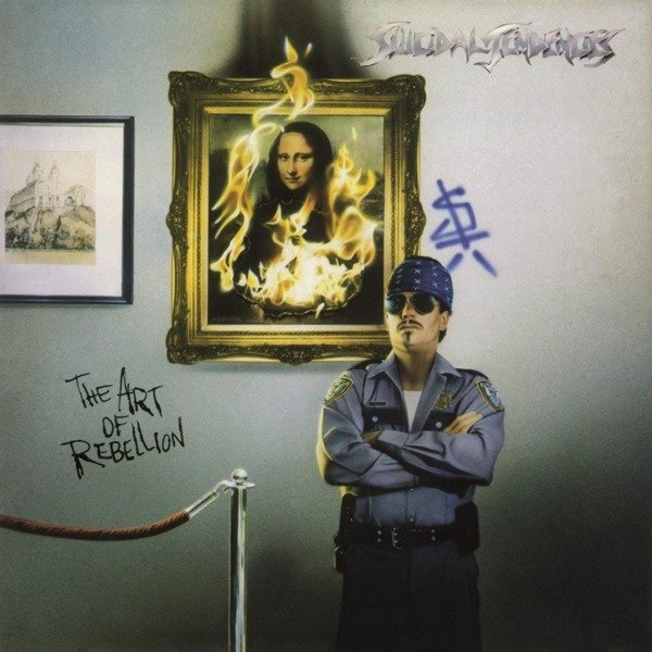 SUICIDAL TENDENCIES Art of Rebellion LP