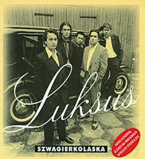 SZWAGIERKOLASKA Luksus (REEDYCJA) LP