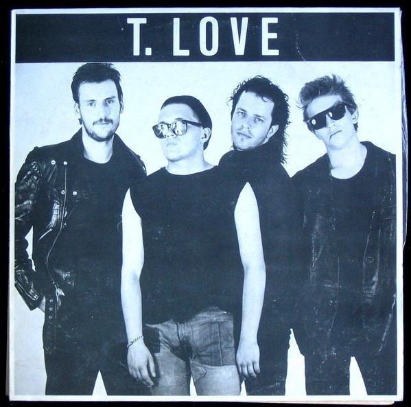 T.LOVE Wychowanie LP