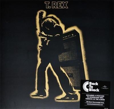 T.REX Electric Warrior LP
