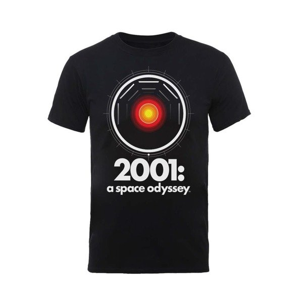 T-SHIRT 2001: A SPACE ODYSSEY Hal 9000