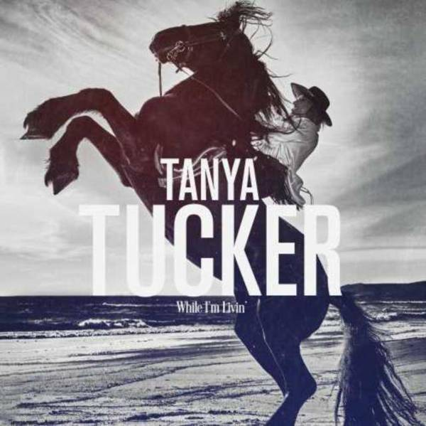 TANYA TUCKER While I Am Leavin LP
