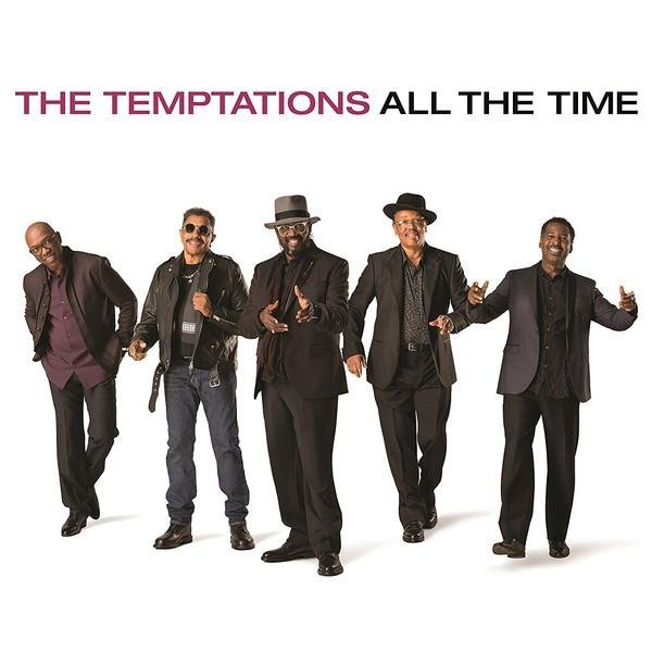 TEMPTATIONS All The Time LP