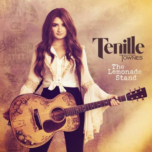 TENILLE TOWNES The Lemonade Stand LP