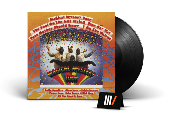THE BEATLES Magical Mystery Tour (LIMITED) LP