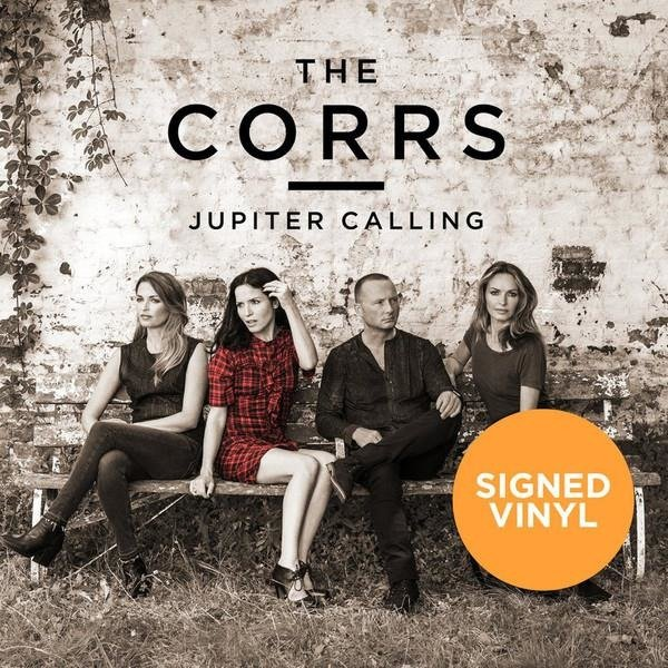 THE CORRS Jupiter Calling LP