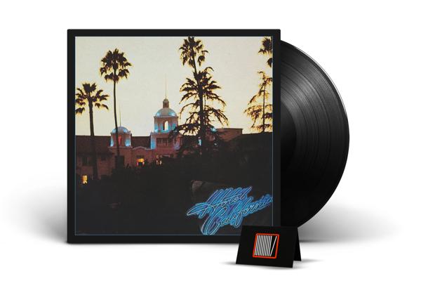 THE EAGLES Hotel California LP