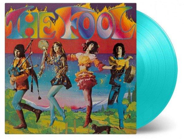 THE FOOL Fool (Turquoise Vinyl) LP