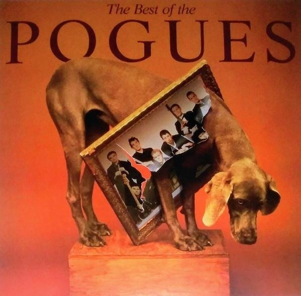 THE POGUES The Best Of The Pogues LP