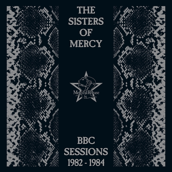 THE SISTERS OF MERCY BBC Sessions 1982-1984 2LP COLOURED