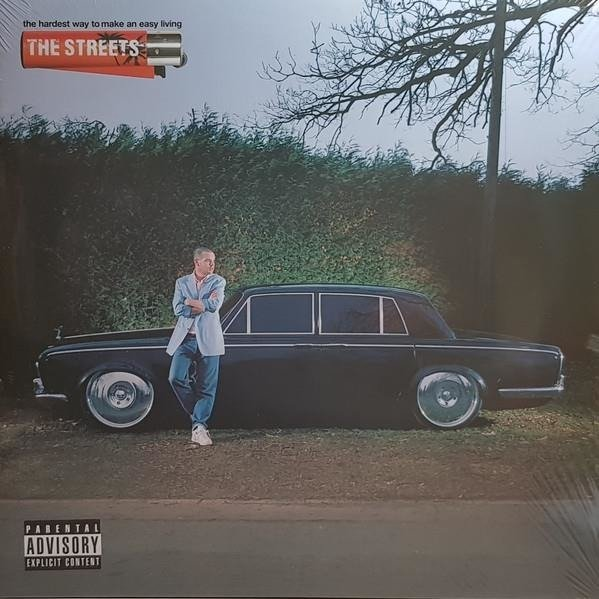 THE STREETS The Hardest Way To Make An Easy Living 2LP