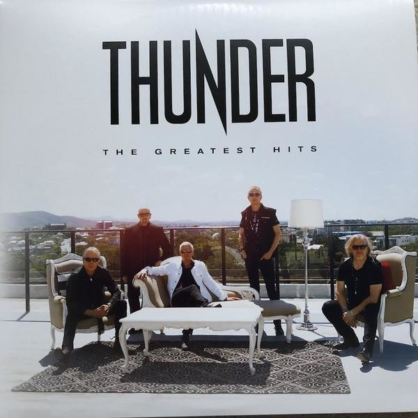 THUNDER The Greatest Hits 3LP