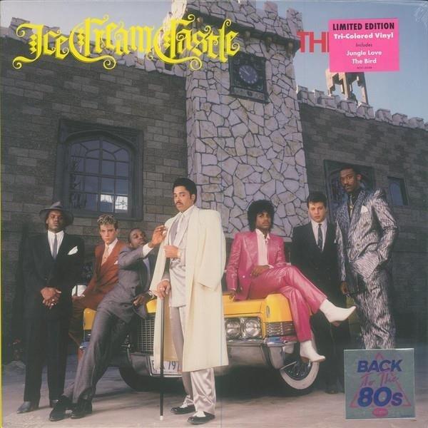 TIME, THE Ice Cream Castle LP