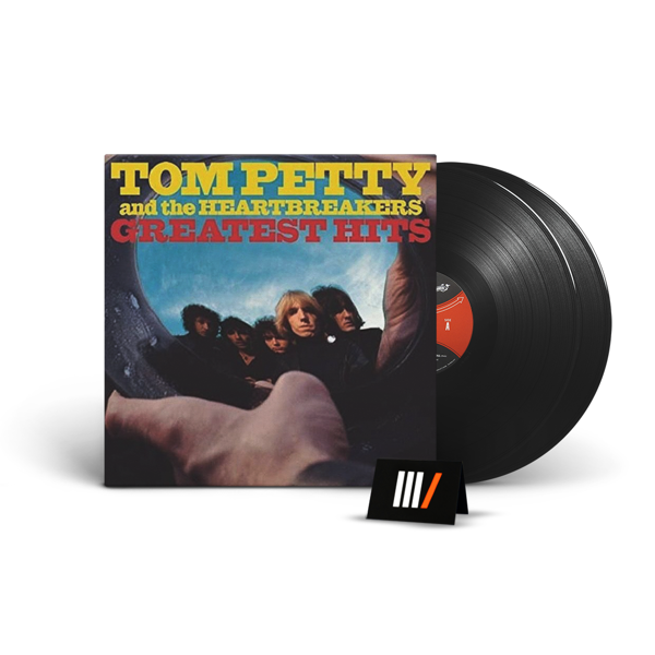 TOM PETTY & THE HEARTBREAKERS Greatest Hits 2LP