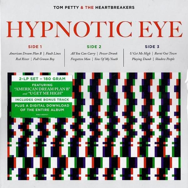 TOM PETTY & THE HEARTBREAKERS Hypnotic Eye (DELUXE Version) LP