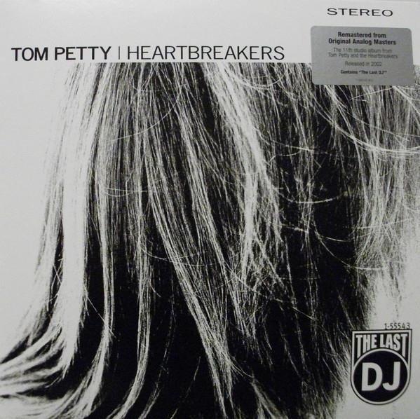 TOM PETTY & THE HEARTBREAKERS The Last Dj 2LP