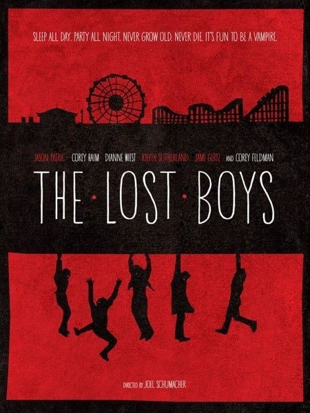 The Lost Boys PLAKAT