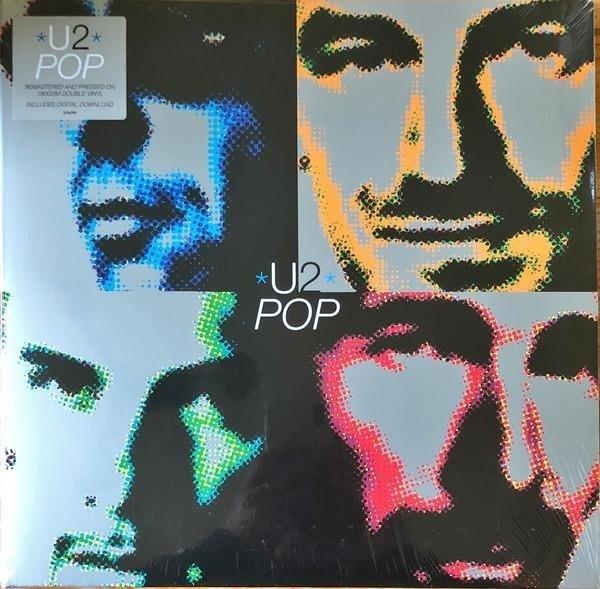 U2 Pop  2LP