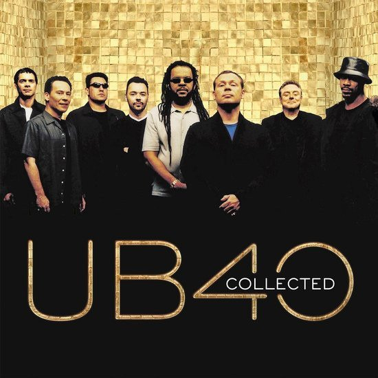 UB40 Collected 2LP