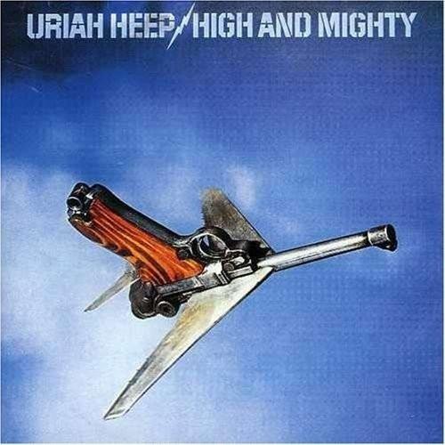 URIAH HEEP High And Mighty LP