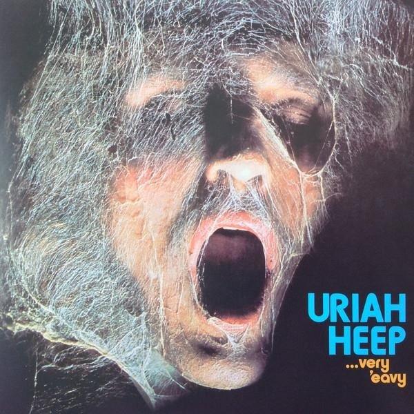 URIAH HEEP Very 'EAVY, Very 'UMBLE LP