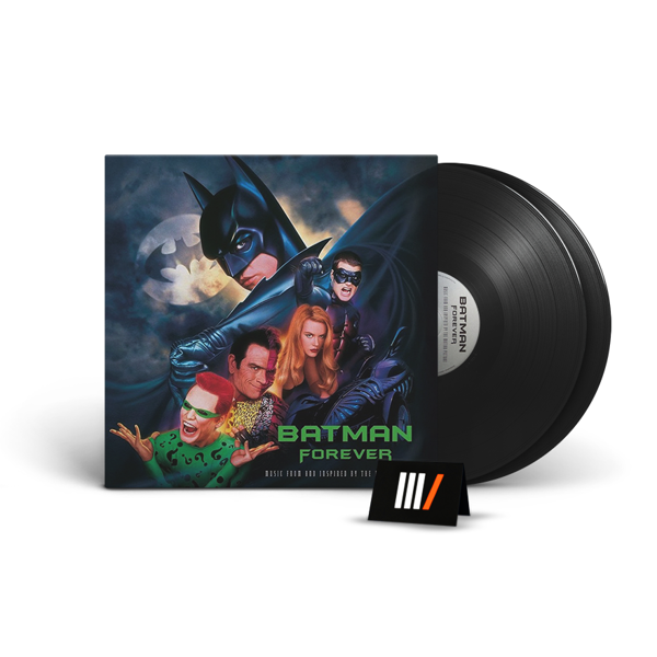V/A Batman Forever 2LP OST