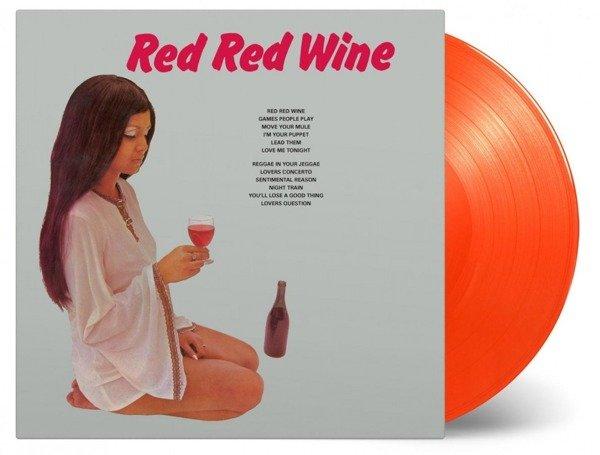 V/A Red Red Wine LP (Organe Vinyl)