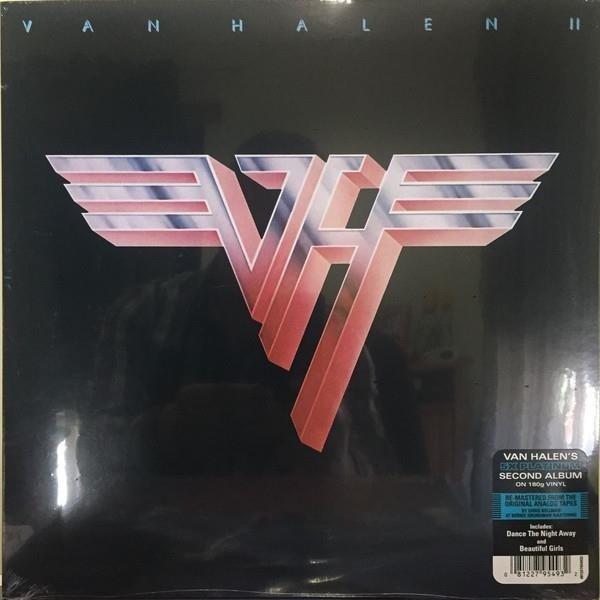 VAN HALEN Van Halen II LP