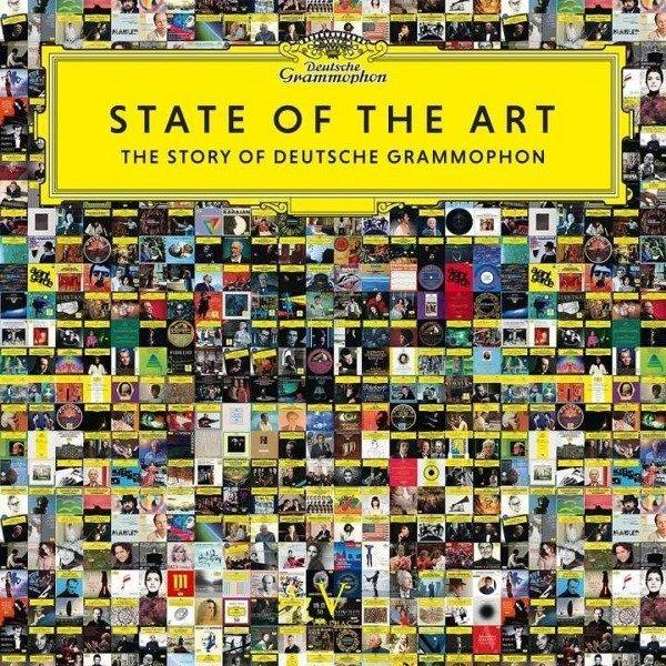 VARIOUS State Of The Art - The Story Of Deutsche Grammophon (LP +BOOK) 2LP