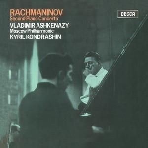 VLADIMIR ASHKENAZY Rachmaninov Piano Conc. 2 LP