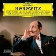 VLADIMIR HOROWITZ Bach/Busoni Chopin Liszt LP