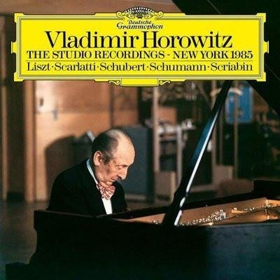 VLADIMIR HOROWITZ The Studio Recordings LP