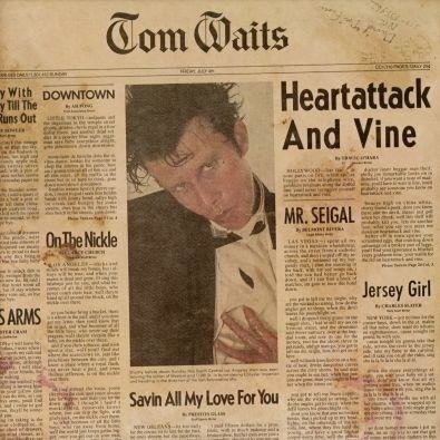 WAITS, TOM Heartattack And Vine (REMASTERED) LP
